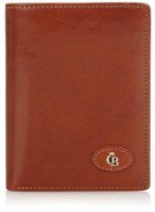 Castelijn & Beerens Bi-fold portemonnees Gaucho Billfold Portefeuille Bruin