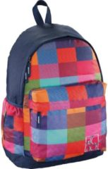 All Out Rucksack Luton Sunshine Check All Out sunshine check