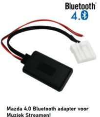 Zwarte No Name Mazda 2 3 5 MX5 6 RX8 Bluetooth Adapter Kabel Aux Dongle Mp3 AD2P