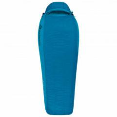 Sea to Summit - Women's Venture VtII - Synthetische slaapzak maat Long, blauw