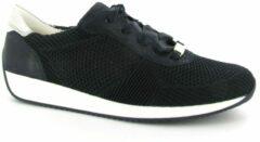 Ara Lissabon dames sneaker - Blauw - Maat 42