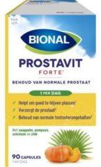 Bional Prostavit Forte – Behoud van normale prostaat en testosterongehalte – 90 capsules