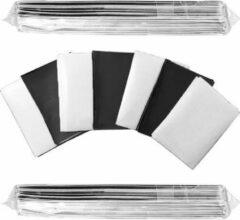 GottaGets – Speelkaartsleeves – Kaart Hoesjes – 100 stuks – 66x91mm – Wit
