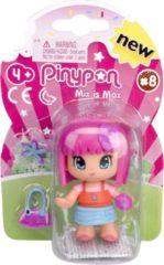 Pinypon Speelfiguur 7cm serie 8