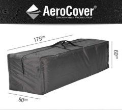 Grijze AeroCover Kussentas H 60 x B 175 x D 80 cm