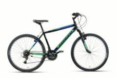 Montana Bike 26 ZOLL MONTANA ESCAPE MOUNTAINBIKE 18 GANG MTB Hardtail Herren schwarz-grün