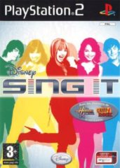 Disney: Sing It NoMicrophones (Featuring Music From Hannah Montana & Camp Rock) (Solus) /PS2
