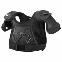 O'Neal - Peewee Chest Guard - Beschermer maat M/L, zwart