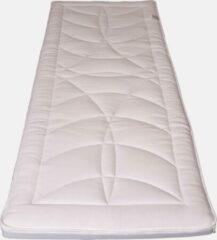 Witte CorrectSlapen Tip! Traagschuim comfort topmatras 90x200x6cm