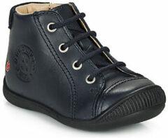 Blauwe Hoge Sneakers GBB NOE
