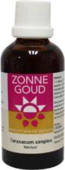Zonnegoud Taraxacum simplex tinctuur 50 ml