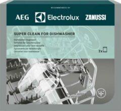 AEG / Electrolux Speciale ontvetter reiniger voor de vaatwasser vaatwasmachine 2x 50 gr