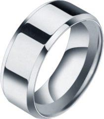 LGT JWLS Heren ring Titanium Zilverkleurig 8mm-17mm