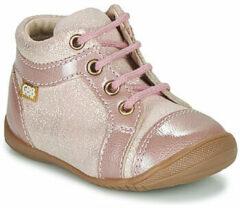 Paarse Laarzen GBB OMANE