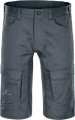 Antraciet-grijze Ferrino Yarra shorts Heren Outdoorbroek Maat 3XL