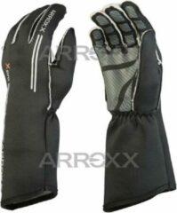 Arrox Handschoenen race monokleur zwart