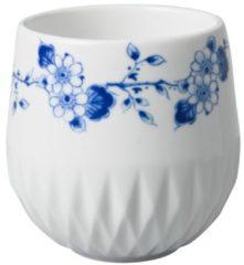 Blauw Vouw Espressokopje | set van 2 | Heinen Delfts Blauw | Design | Servies | Delfts Blauw |Romy Kühne | Origami | Espresso | Koffie