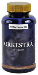 Orkestra All Day Happy Day Capsules 60st