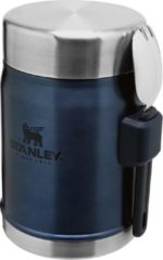 Stanley PMI Stanley The Legendary Food Jar met Spork 400ml - Thermosfles - Nightfall