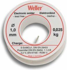 Weller Soldeertin - Ø1mm/25 gr