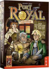 999 Games kaartspel Port Royal Uitbreiding 17,8 cm karton bruin