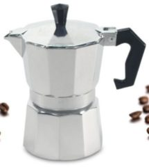 Espressokocher 9 Tassen Krüger Alu