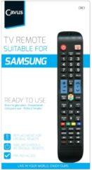 Cavus afstandsbediening TV afstandsbediening voor Samsung zwart