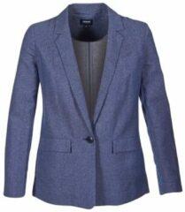 Marineblauwe Armani Jeans - Colbert - Vrouw - 3Y5G42 5NYLZ 2539 - navy
