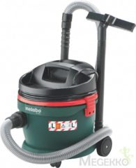 Groene Metabo AS 20 L - Alleszuiger - 1200 Watt - 20 liter reservoir