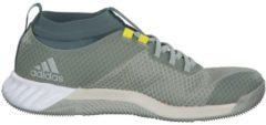Trainingsschuhe CrazyTrain Pro 3.0 M mit guter Dämpfung AQ0415 adidas performance ash silver/raw green/shock yellow
