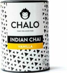CHALO Vanilla Chai Latte - Indische Vegan Chai - Zwarte Assam thee - 25 porties/ 300GR