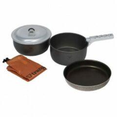 Trangia - Tundra Set HA III - Pan maat 620 g, zwart/grijs