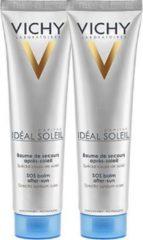 Vichy Idéal Soleil Aftersun SOS Balsem - 2 x 100 ml- Kalmerend