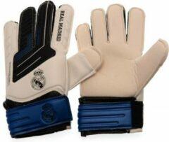 Blauwe Real Madrid CF Real Madrid Keepershandschoenen XS