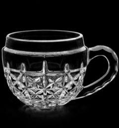 Transparante Irena theeglazen Madrid - 175 ml - 6 stuks - glas