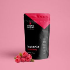 Strong Supplies - Isotonic Raspberry 10x35gr