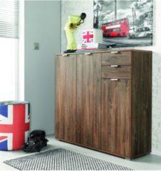 Kommode mit Schubladen Polo HTI-Living Stirling Eiche Nachbildung