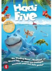 VSN / KOLMIO MEDIA HAAI FIVE | DVD