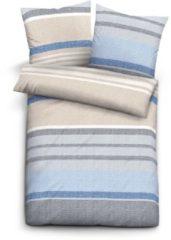 Bettwäsche, Biberna, »Levi«, mit verschiedenen Streifen
