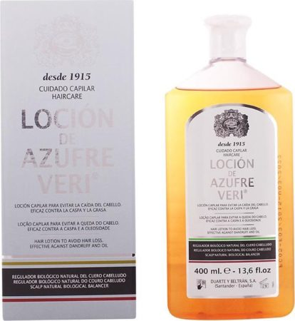Afbeelding van Indasec Azufre Veri Anti-fall Hair Lotion 200ml