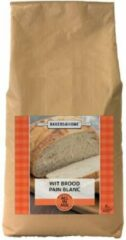 Bakers@home All-in broodmix - wit brood (2kg)