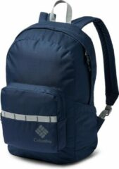 Marineblauwe Columbia Rugzak Zigzag 22L Backpack Unisex - Collegiate Navy - Maat One size