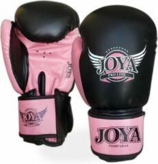 Joya Fightgear - Top Tien - Bokshandschoenen - Vrouwen - Roze/Zwart - 8oz