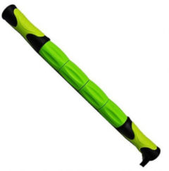 Urban Fitness Massagestick 45 Cm Rubber Groen