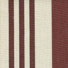 Donkerrode Acrisol 7 Calles Granate 38 creme rood stof per meter buitenstoffen, tuinkussens, palletkussens