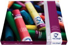 Royal Talens Oliepastel set 24 kleuren pastelkrijt