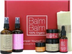 Balm Pamper Yourself Organic Gezichtsverzorgingsset 1 st