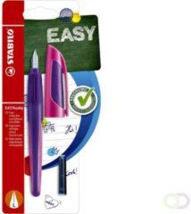 Vulpen Stabilo Easybuddy paars/magenta linkshandig in blister