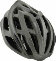 Grijze AGU Strato Helm Essential Hivis Unisex Sporthelm - Maat S/M - Hivis