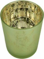 Mars & More Waxinelichthouder Konijn Groen (8 x 7 cm)